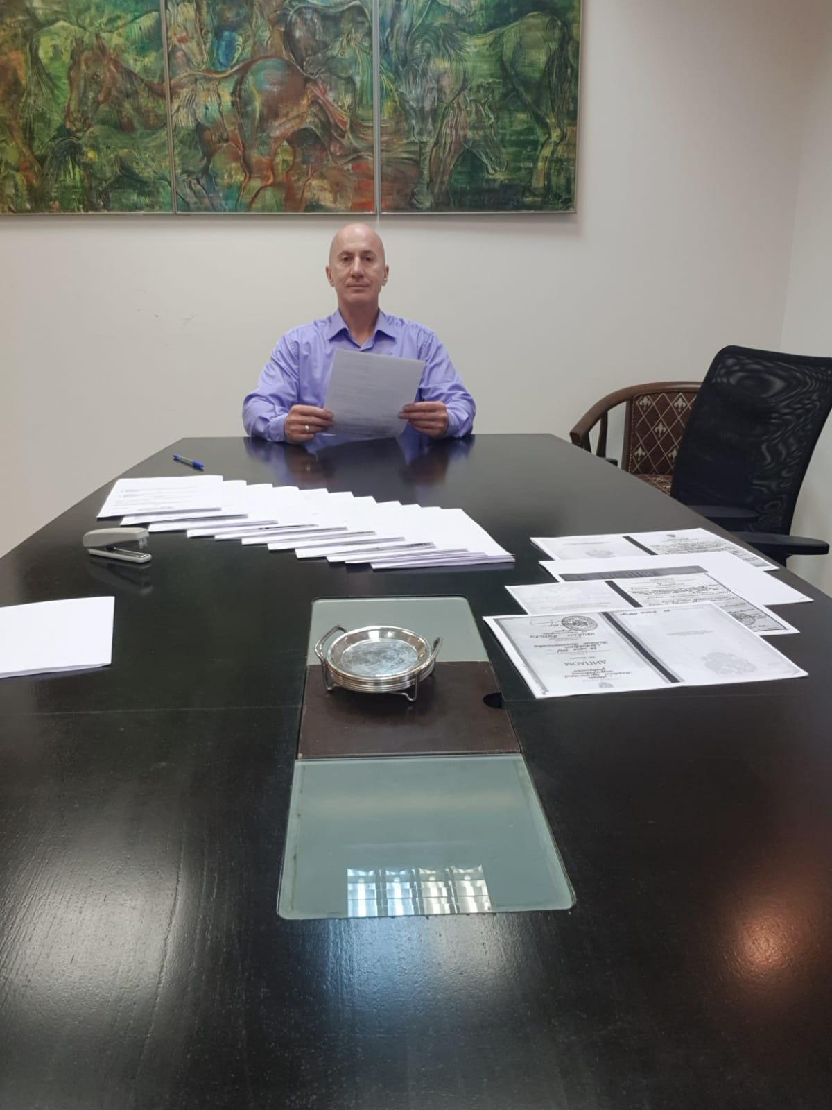 Перевод документов в Израиле